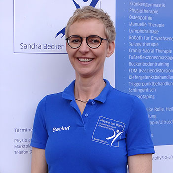 Sandra Becker bei Physio am Bach in Haiterbach