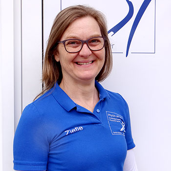 Martina Ziefle bei Physio am Bach in Haiterbach